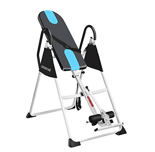 Fantastic Deal! Inversion Table – Gravity Trainer with Perfect Balance System – Shoulder Strap +...