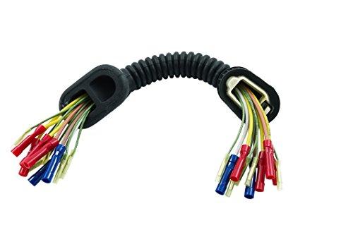 SENCOM Kabelbaum Kabelsatz Kofferraum Heckklappe für VW GOLF V 13-polig links