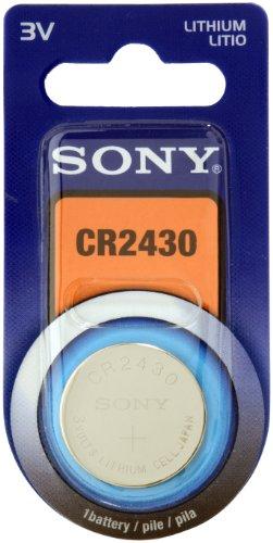 Sony CR2430B1A - Blister 1 pila de litio (IEC) CR2430 de (3V)
