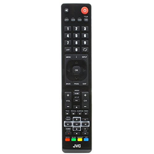 JVC rm-c3174504q2220104Fernbedienung für JVC LCD-TV–Mit zwei 121AV AAA Batterien im Lieferumfang enthalten.