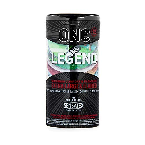 ONE Legend XL Condom 12-Pack