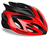 Rudy Project Rush - Casco de Bicicleta - Rojo/Negro Contorno de la Cabeza M | 54-58cm 2019