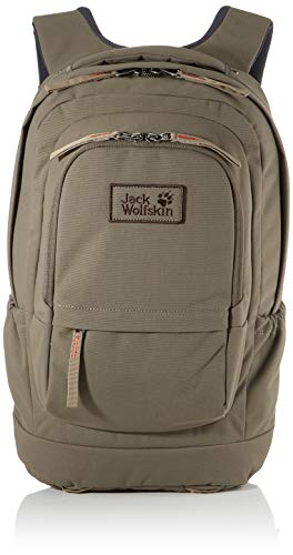 Jack Wolfskin Road Kid 20 Pack Jerk Sack de Voyage, Daypacks Adulte Unisexe, Granite, One Size