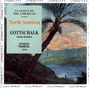 Classique Des Ameriques Vol.4, Oeuvres Pour Piano (Amerique Du Nord)
