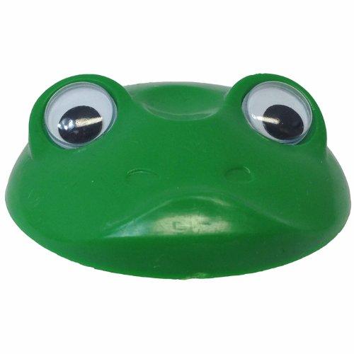 PARTY DISCOUNT NEU Klicker Frosch, grün