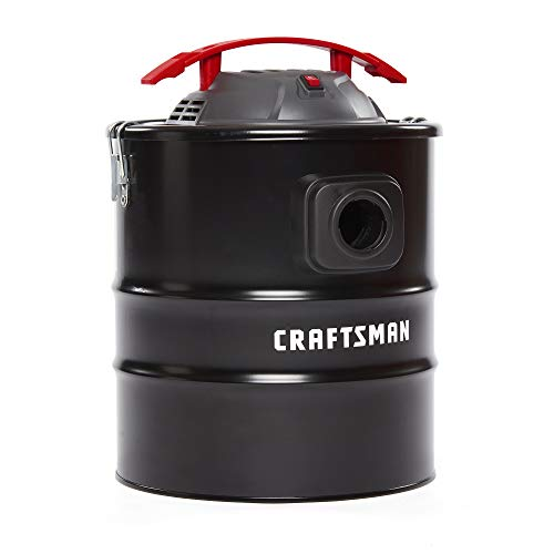 CRAFTSMAN CMXEVBE17585 5 gallon 3 Peak Hp Ash Vacuum with Attachments