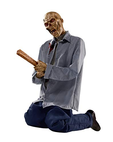 Spirit Halloween 3.4 Ft Punctured Pete Constant Motion Animatronic