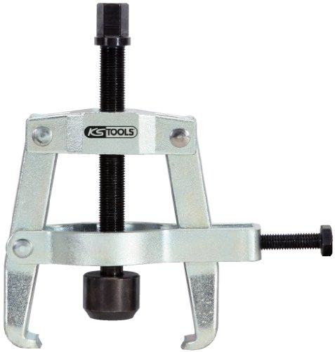 KS Tools 700.1260 Extractor de anillos de rodamientos de dos brazos con estribo de sujeción (máximo 90 x 100 mm), 90mm