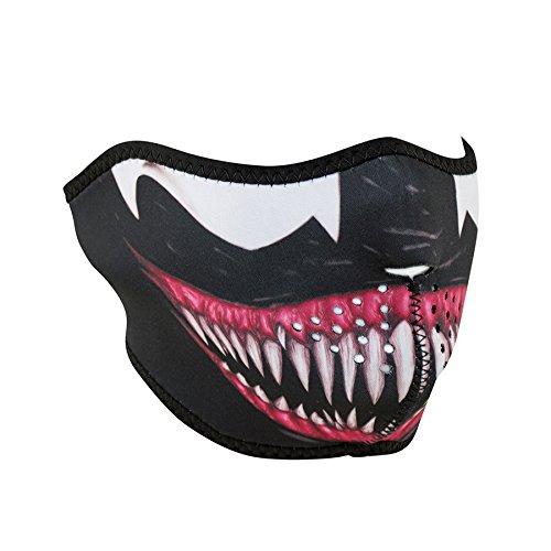 Zanheadgear - WNFM093H Neoprene Half Face Mask, Toxic
