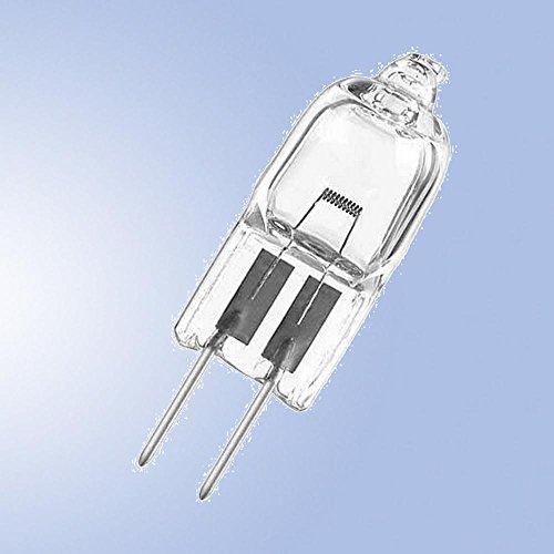Osram Brenner für Tauchlampe 64250 HLX 6V 20W G4 Halogen Niedervoltlampe ohne Reflektor mittlere Lebensdauer 100 Stunden