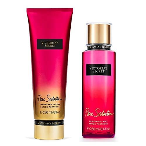 Kit Victoria's Secret Lotion + Splash Pure Seduction