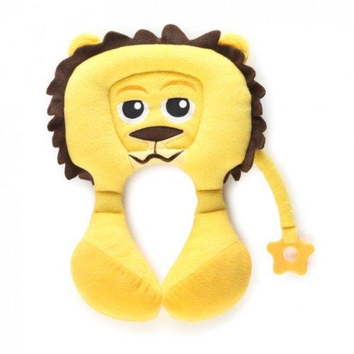 BabyToLove Coussin de Voyage Doudou Cale tête Pili Lion
