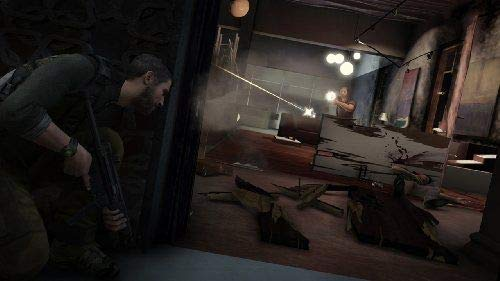 Microsoft - Splinter Cell Conviction Occasion [ Xbox 360 ] - 3307215618806