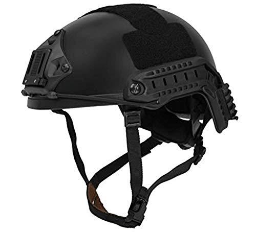 DLP Tactical ImpaX Extreme Plus Fast Bump Helmet (Black)