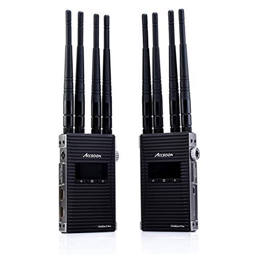 Accsoon CineEye 2 Pro - Transmisor de vídeo WiFi