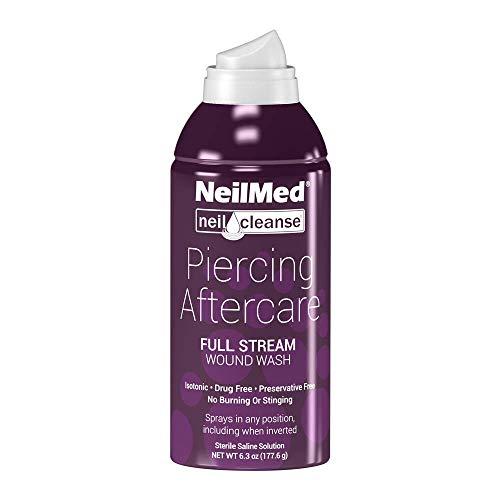 NeilMed NeilCleanse Piercing Aftercare Full Stream