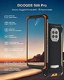 Zoom IMG-1 rugged smartphone doogee s86 pro