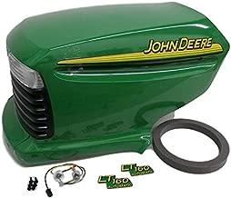 John Deere LT160 Complete Hood AM131759 AM132530