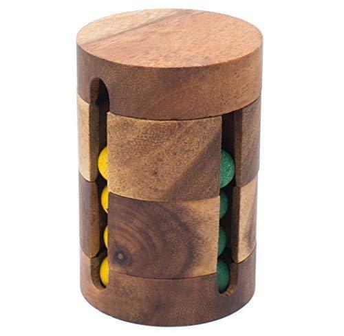 SiamMandalay Spinning Drum: Taquin du Cerveau 3D Fait  la...