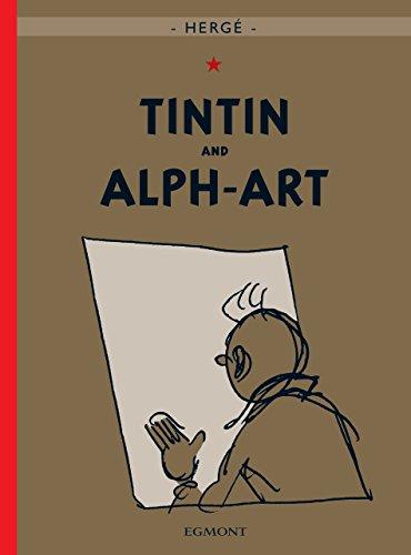 Tintin and Alph-art.