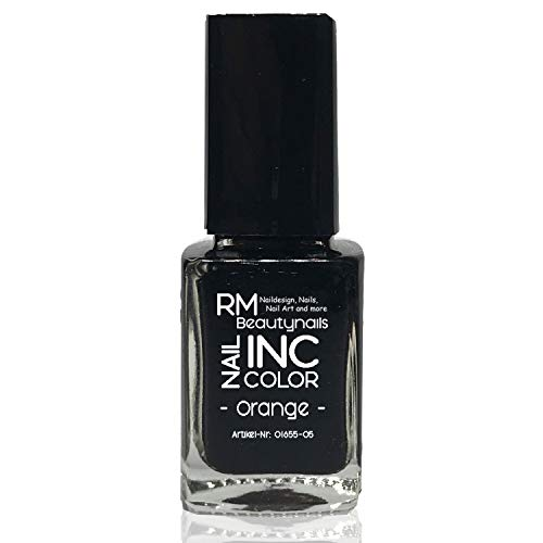 12ml Nailart INC Color INK Farbe Orange Nagel Tinte