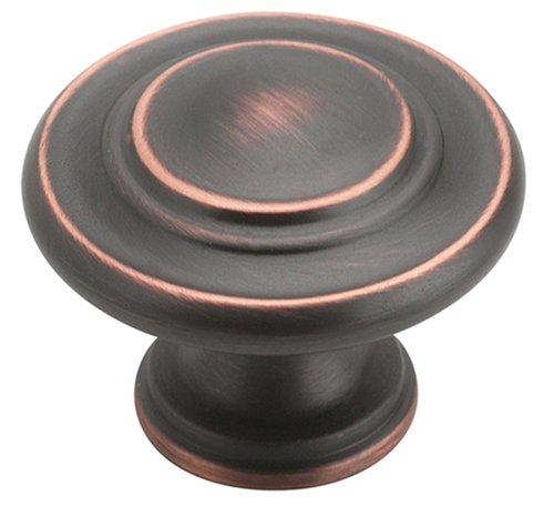 Amerock BP1586-ORB Inspirations 3-Ring 1-3/8-Inch Diameter Knob, Oil Rubbed Bronze