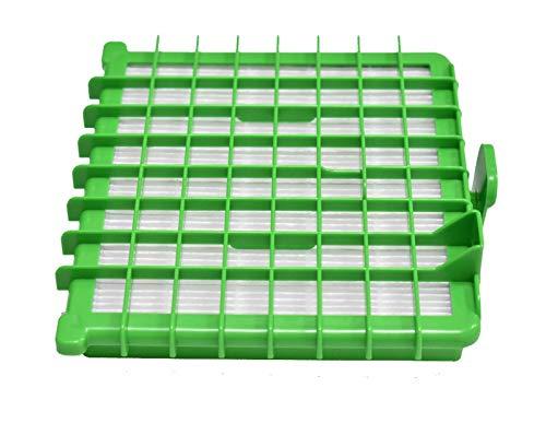 ADUCI 1pc Filtro Hepa Reemplazar for el Filtro Rowenta RO5762 RO5921 ZR002901 Limpieza de Polvo reemplazo de filtros Accesorios for aspiradoras