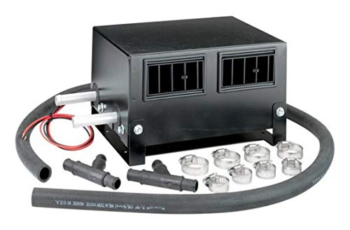 Great Deal! Universal Kit with 1 inch Radiator Hoses Cab Enclosure Heater Heat Unit System