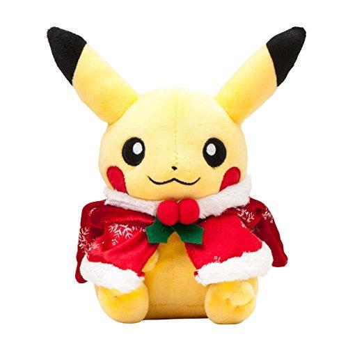 ポケモンセンターオリジナル ぬいぐるみ クリスマスイルミネーション ピカチュウ