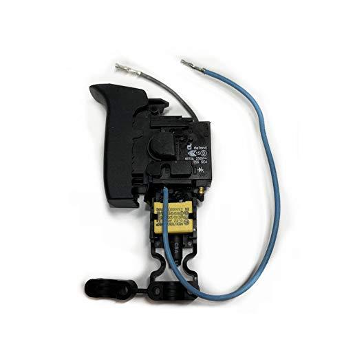 SDUIXCV Switch trigger Speed Controller Replacement for Hilti TE1 TE2 TE7 TE-1 TE-2 TE-7 TE 1 2 7 drill rotatory hammer spare parts
