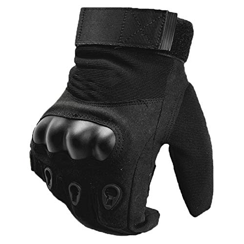 GQDP Army Military Tactical Gloves Herren Winter Vollfingerhandschuhe Paintball Schießen Luftgewehrschießen Kämpfen Anti-Rutsch-Bike-Handschuhe
