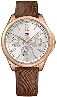 Tommy Hilfiger Casual Watch For Men Analog Leather - 1781823