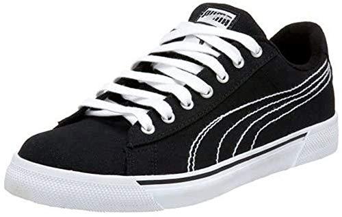 PUMA Unisex Sneaker >>> Benny Stitch FS, White/Black (37,5)