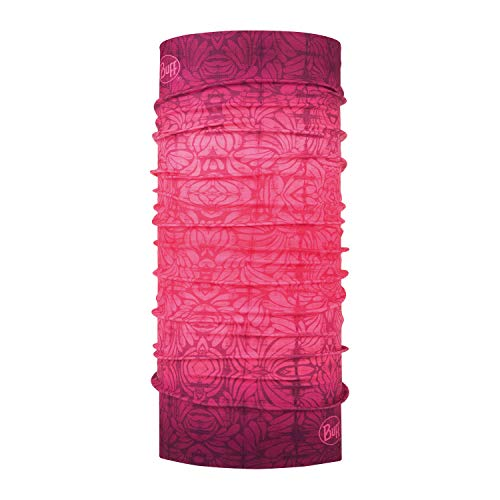 Buff Erwachsene Original Multifunktionstuch, Boronia Pink, One Size