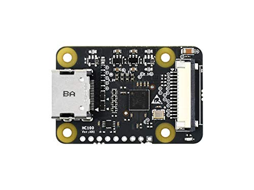 Waveshare HDMI to CSI Adapter for Raspberry Pi Series Support 1080p@30fps Support from HDMI Input Backward Compatible