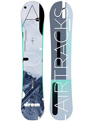 Airtracks dames snowboard Drom Lady Hybrid Rocker / 140 145 150 155 / cm
