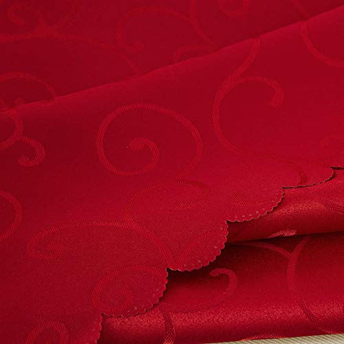 YCAZSH tafelkleed Full Size Jacquard Printed tafelkleed geruit tafelkleed rechthoekig banket bruiloft banket