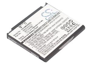 VINTRONS Battery for Samsung SGH-D900i, 3.7V, 700mAh, Li-ion
