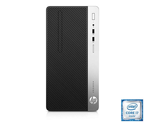 HP ProDesk 400 G5 MT - Ordenador de sobremesa profesional (Intel ...