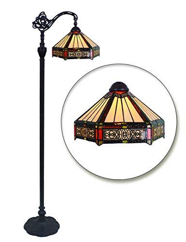 12 Zoll Antike Luxus Retro Atmosphäre Wohnzimmer Sofa Couchtisch Studie Schlafzimmer Warmes Zuhause Stehlampe