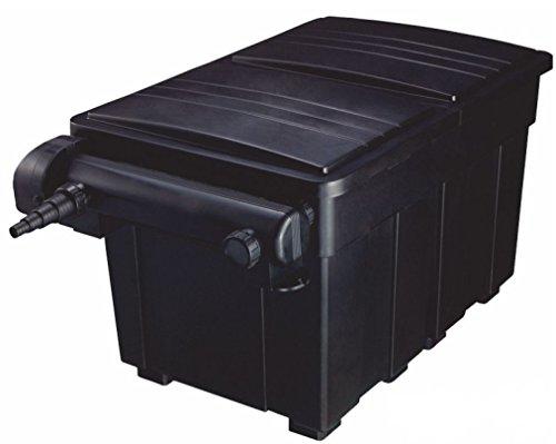 AquaForte Mehrkammerfilter 18000 inkl. 36W UVC, max. Teichgröße 18m³, max. Durchfluss 7,5m³/h