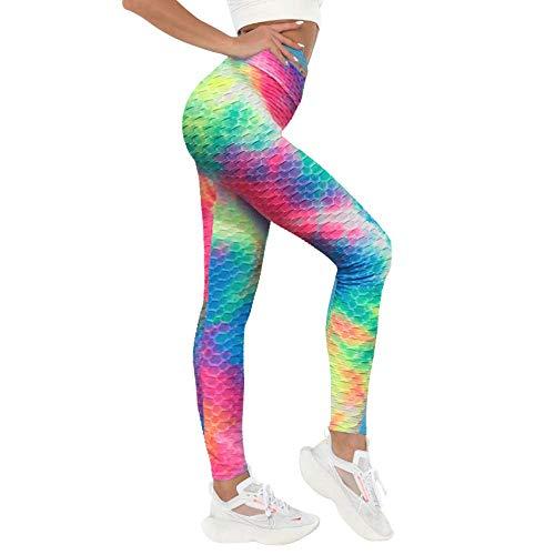 Leggings for Women Butt Lift - Scrunch Booty Lifting TikTok Workout Yoga Pants
