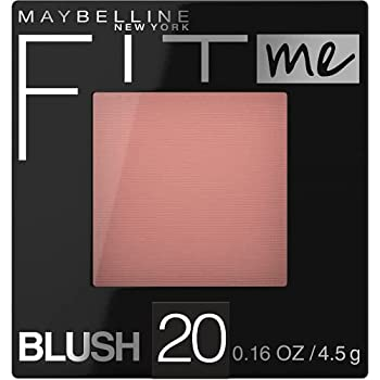 Maybelline New York Fit Me Blush Mauve 0.16 Ounce