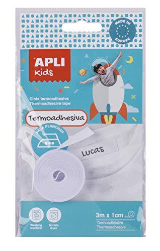 APLI Kids 17795 - Cinta termoadhesiva 3 m