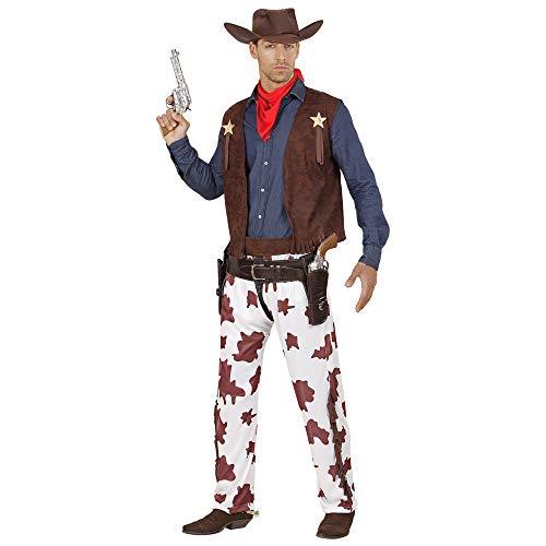 WIDMANN - Disfraz de vaquero para adulto
