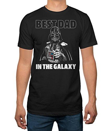 Star Wars Camiseta del Día del Padre...
