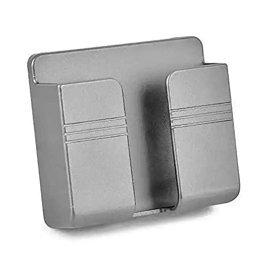 Xlin 1 gancho para cargador de pared para teléfono móvil, soporte universal para colgar para teléfono móvil, ganchos de carga (color: 1 pieza blanca)