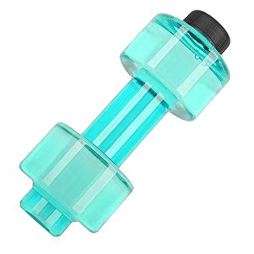 MCTY Adjustable Weight Dumbbells, Hand Weights Pilates Dumbbells, 5 Colors Free Weight Creative Portable Water Cup Dumbbells for Outdoor Gym Travel Home Exercise