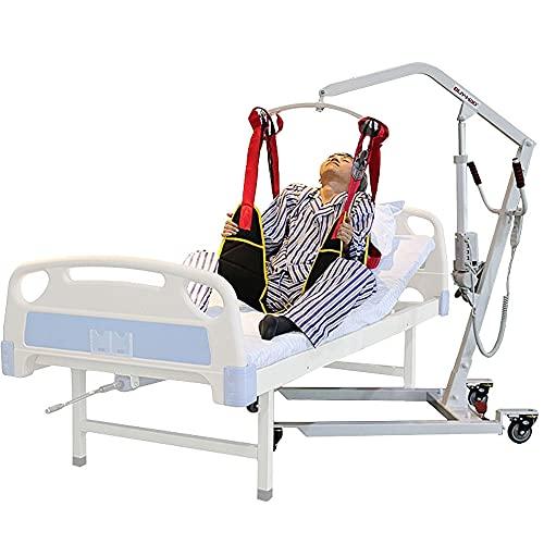 liliiy GrúA EléCtrica para ElevacióN Y Traslado De Pacientes Y Mayores hasta 180 Kg | GrúS Hospitalaria