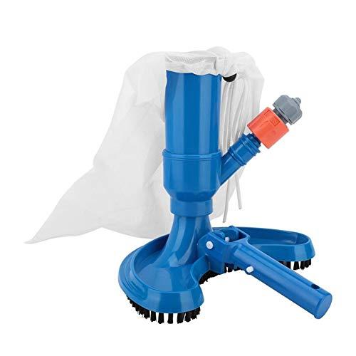 Aspirapolvere Portatile per Piscina Aspirapolvere per Piscine Fuori Terra Stagni e fontane